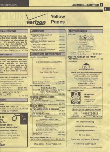 Easter House Yellow Pages
